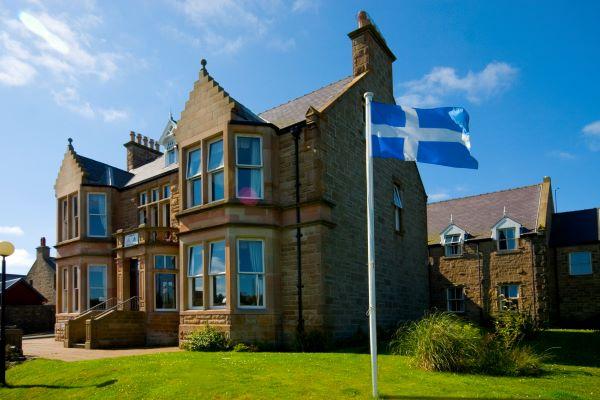 Islesburgh House Hostel