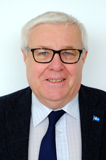 Councillor Theo Smith