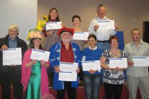 Successful groups at Wir Community, Wir Choice at Staneyhill